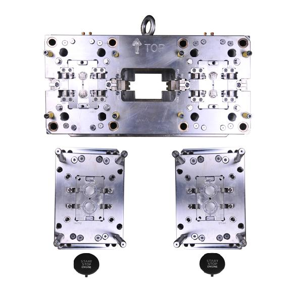 double injection molding